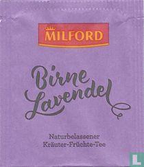 Birne Lavendel