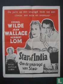 Star of India Om de smaragd van Siwa