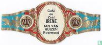 Café en Zaal IRENE Jan van Huizen Roermond