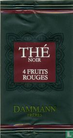 4 Fruits Rouges