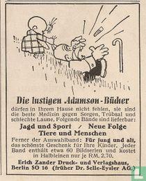 193611 Die lustigen Adamson-Bücher