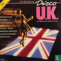 The Best of Disco U.K.