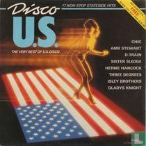 The Best of Disco U.S.