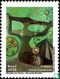 Brasilia 50 Years Capital