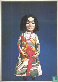 Marionet van Henk Walters