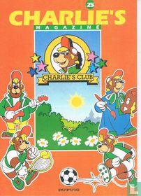 Charlie's magazine 25