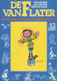 De F van Flater - De virtuoze humor van André Franquin