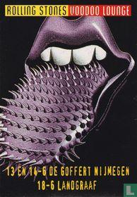 Rolling Stones: sticker Voodoo Lounge