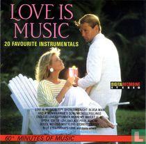 Love is Music - 20 Favourite Instrumentals