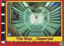 The Ship... Deserted