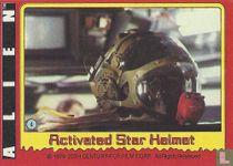 Activated Star Helmet