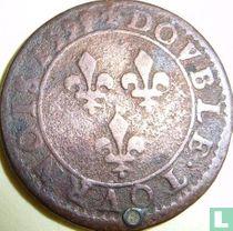 France double tournois 1599 (A)