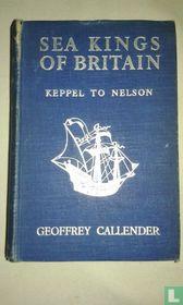Sea kings of Britain