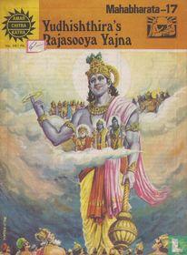 Mahabharata-17 + Yudhishthira's Rajasooya Yajna