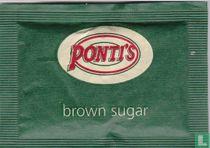Ponti's Brown Sugar