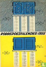 Robbedoeskalender 1956
