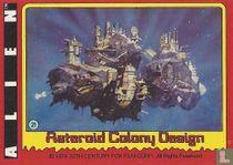 Asteroid Colony Design