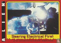 Searing Electrical Fire!
