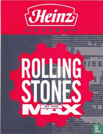 Rolling Stones: sticker at the Max