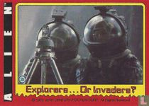 Explorers... Or INvaders?