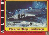 Bizarre Alien Landscape