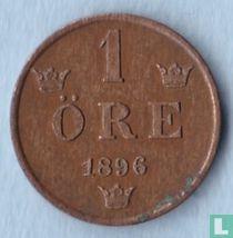 Zweden 1 öre 1896