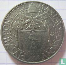 Vaticaan 2 lire 1942