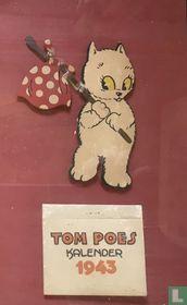 Tom Poes kalender 1943