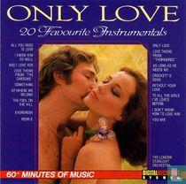 Only Love - 20 Favourite Instrumentals