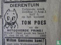 Tom Poes en de betooverde prins