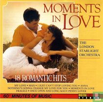 Moments in Love - 18 Romantic Hits