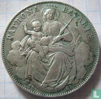 Beieren 1 thaler 1868
