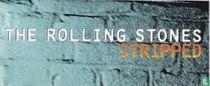 Rolling Stones: sticker Stripped