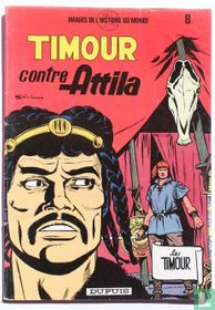 Timour contre Attila