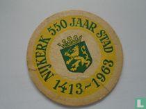Heineken Bier, Nijkerk 550 jaar stad