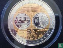 België 2017 15 jaar zilveren euro