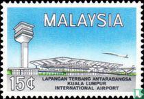 Opening luchthaven Kuala Lumpur
