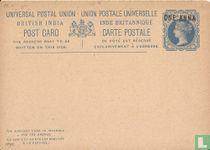 Queen Victoria Postcard