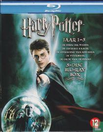 Harry Potter, Jaar 1-5