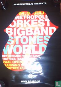 Rolling Stones tribute: Metropole Orkest Big Band