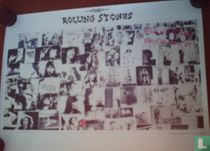 Rolling Stones: poster Exile on Main Street