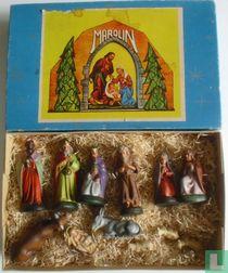 Jesus Crib figures