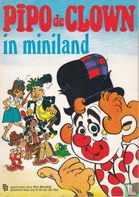 Pipo de clown in Miniland