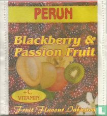 Blackberry & Passion Fruit