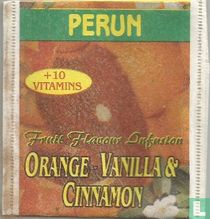 Orange-Vanilla & Cinnamon