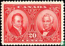 Robert Baldwin en Louis-Hippolyte Lafontaine