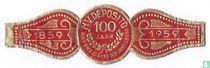 N.V. DEPOSITO 100 Jaar Voorschot- en Effectenbank - 1859 - 1959
