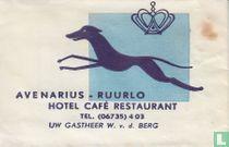 Avenarius Hotel Café Restaurant