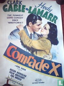 Clark Gable, Hedy Lamarr