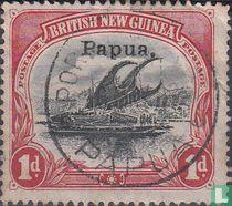 Lakatoi (Brisbane opdruk)